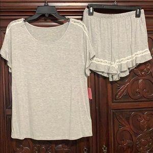 Kate Spade Jersey Knit Pajamas